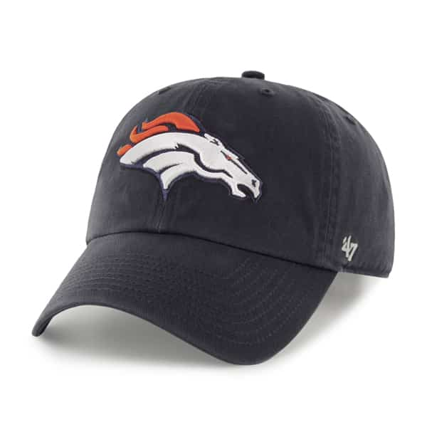 Denver Broncos Franchise Navy Hat Navy 47 Brand