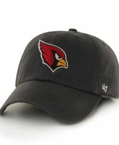 Arizona Cardinals Franchise Charcoal 47 Brand Hat