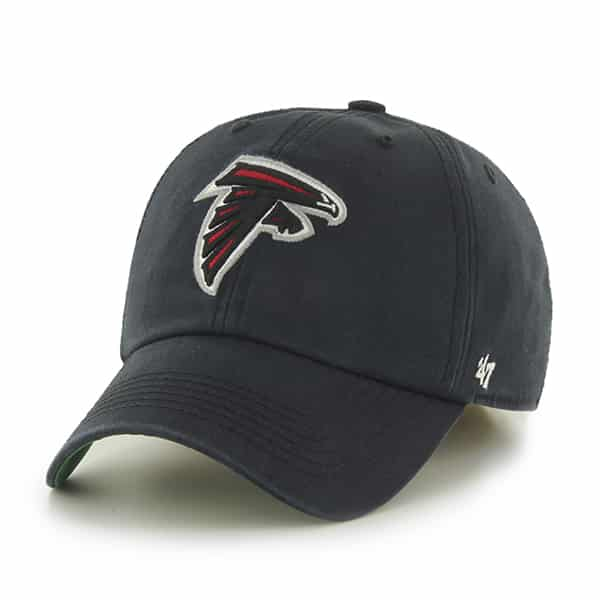 Atlanta Falcons Franchise Black 47 Brand Fitted Hat