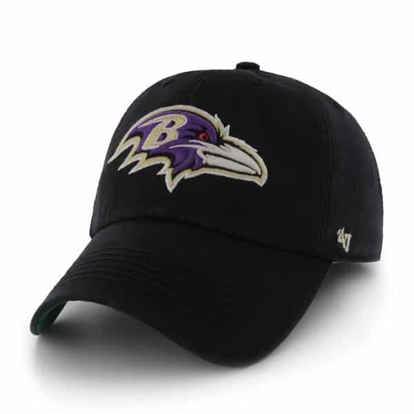 Baltimore Ravens Franchise Black 47 Brand Hat