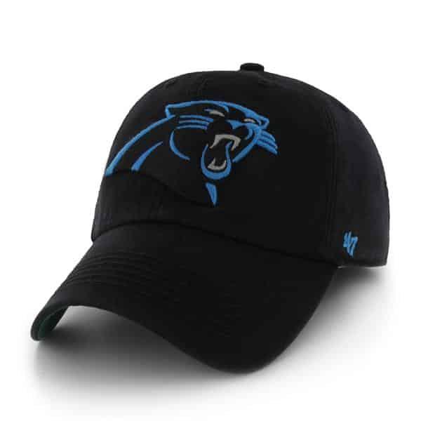 Carolina Panthers Franchise Black 47 Brand Hat
