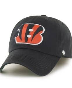 Cincinnati Bengals Franchise Black 47 Brand Hat