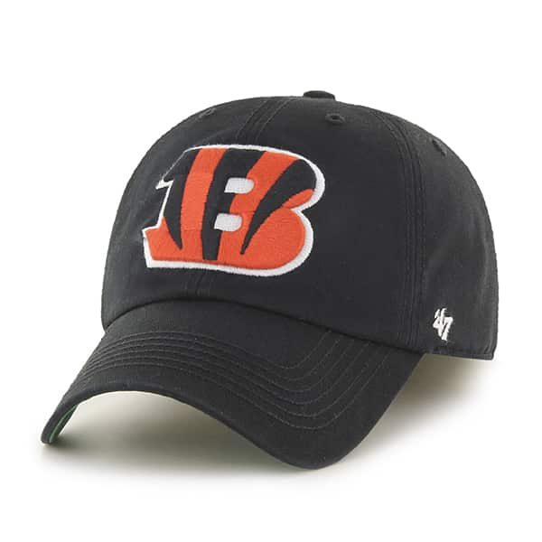 Cincinnati Bengals Franchise Black 47 Brand Hat