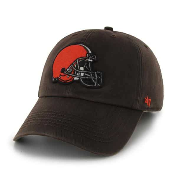 Cleveland Browns Franchise Brown 47 Brand Hat