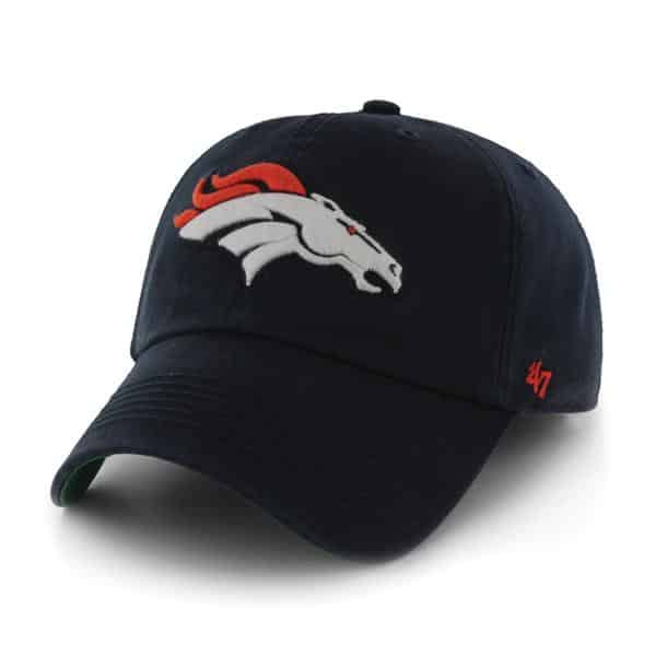 Denver Broncos Franchise Navy 47 Brand Hat