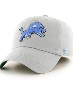 Detroit Lions Franchise Gray 47 Brand Hat