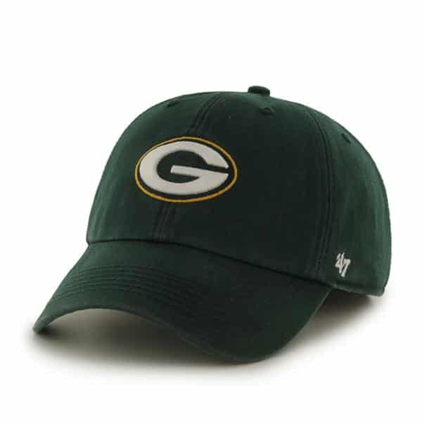 Green Bay Packers Franchise Dark Green 47 Brand