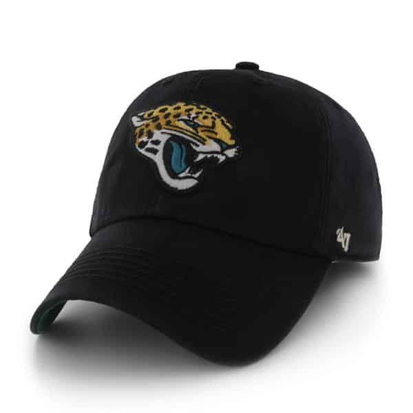Jacksonville Jaguars Franchise Black 47 Brand Hat