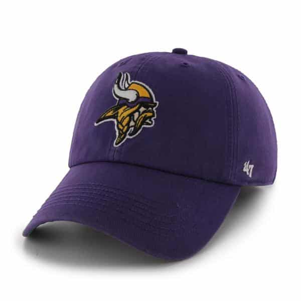 Minnesota Vikings Franchise Purple 47 Brand Hat