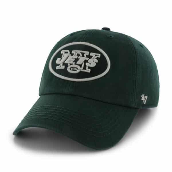 New York Jets Franchise Dark Green 47 Brand Hat