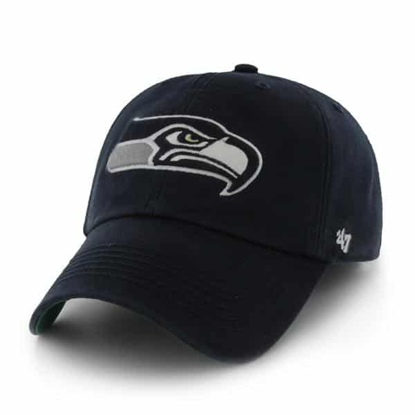 Seattle Seahawks Franchise Navy 47 Brand Hat