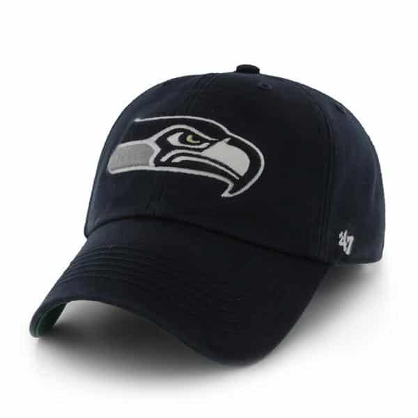 Seattle Seahawks Franchise Navy 47 Brand Hat