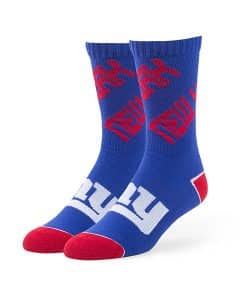 New York Giants Helix Sport Socks Royal 47 Brand