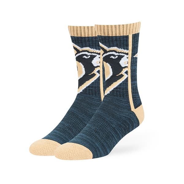 Los Angeles Rams Hot Box Sport Socks Navy 47 Brand