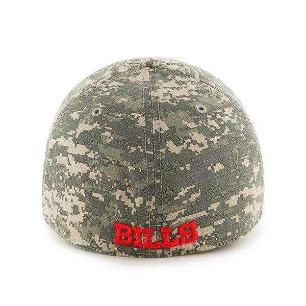 f8056fb87fb Buffalo Bills Officer Digital Camo 47 Brand Hat - Detroit Game Gear