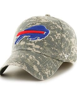 Buffalo Bills Officer Digital Camo 47 Brand Hat