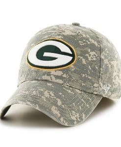 Green Bay Packers Officer Digital Camo 47 Brand Hat