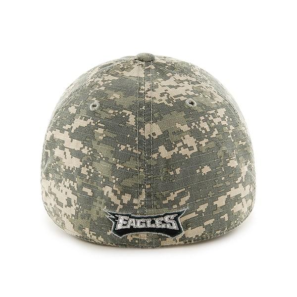 63f7a5f4 Philadelphia Eagles Officer Digital Camo 47 Brand Hat - Detroit Game Gear