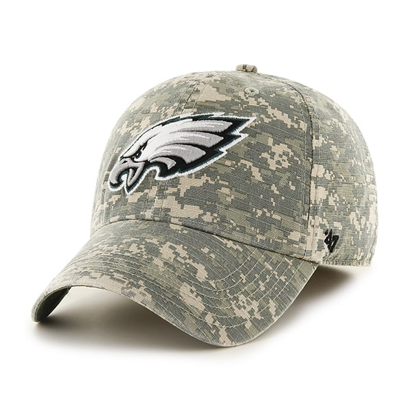 Philadelphia Eagles Officer Digital Camo 47 Brand Hat - Detroit Game Gear 23483f7fe