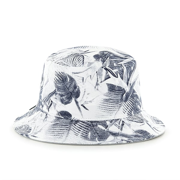 013e62039 New England Patriots 47 Brand White Ohana Bucket Hat - Detroit Game Gear