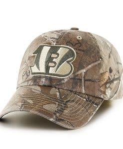 Cincinnati Bengals Realtree Franchise 47 Brand