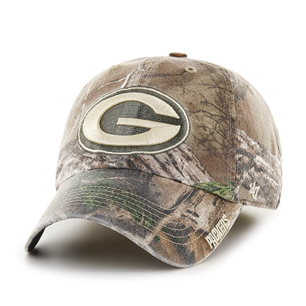 Green Bay Packers Realtree Franchise 47 Brand