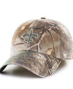 New Orleans Saints Realtree Franchise 47 Brand Hat