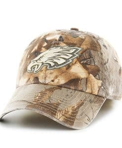Philadelphia Eagles Realtree Franchise 47 Brand