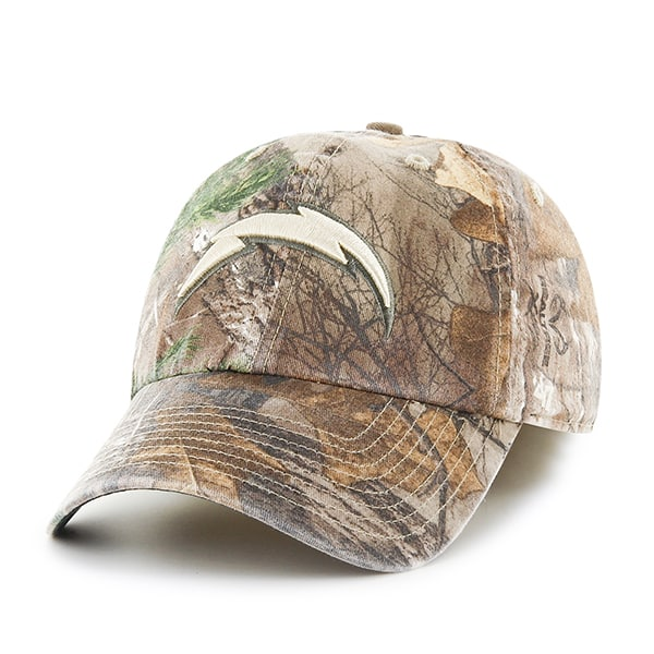San Diego Chargers Realtree Franchise 47 Brand