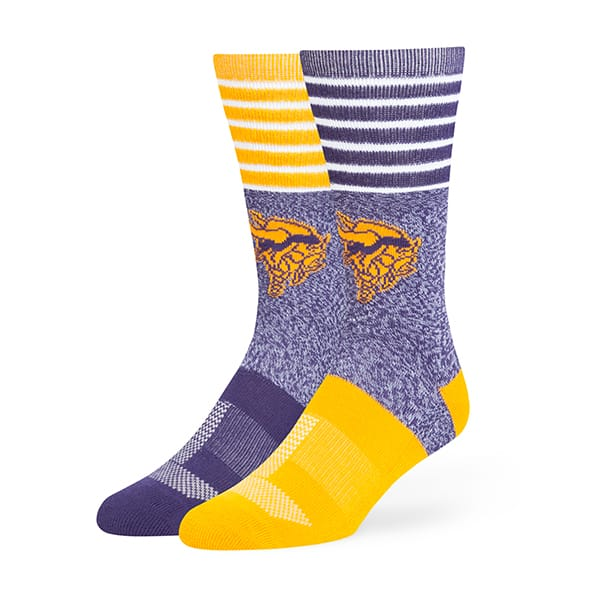 Minnesota Vikings Socks