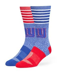 New York Giants Vernon Fuse Socks Royal 47 Brand