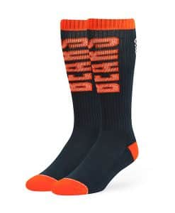 Chicago Bears Warner Sport Socks OTC Navy 47 Brand