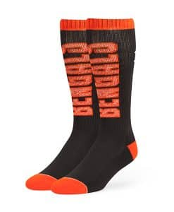 Cincinnati Bengals Warner Sport Socks OTC Black 47 Brand