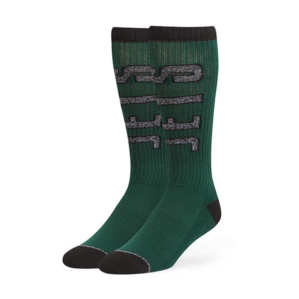 New York Jets Warner Sport Socks OTC Dark Green 47 Brand