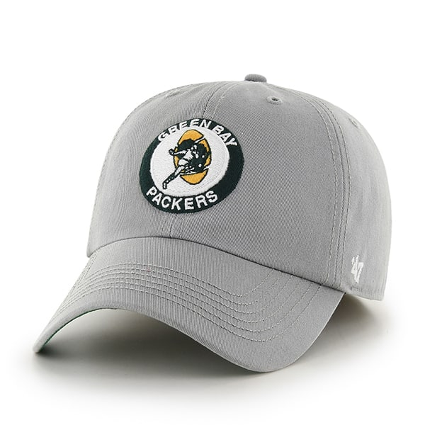 Green Bay Packers Franchise Gray 47 Brand Hat