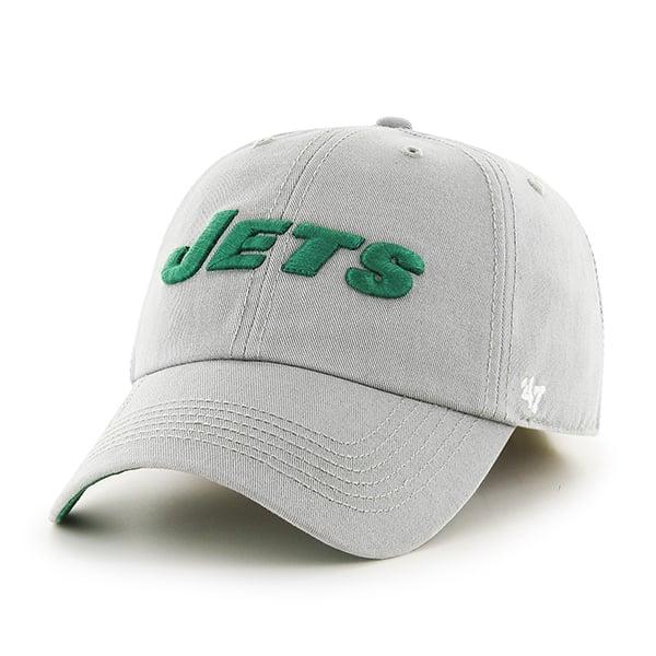 New York Jets Franchise Gray 47 Brand Hat