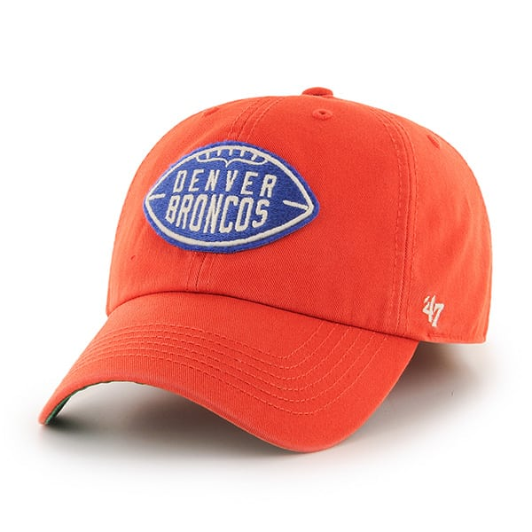 Denver Broncos Papa Franchise Orange 47 Brand Hat