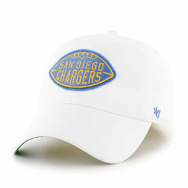 San Diego Chargers Papa Franchise White 47 Brand Hat