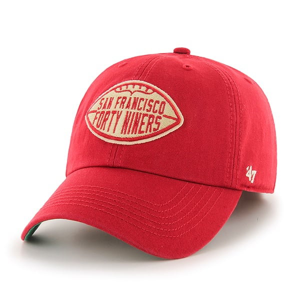 San Francisco 49Ers Papa Franchise Red 47 Brand Hat