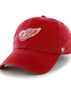 Detroit Red Wings Franchise Red Hat Red 47 Brand