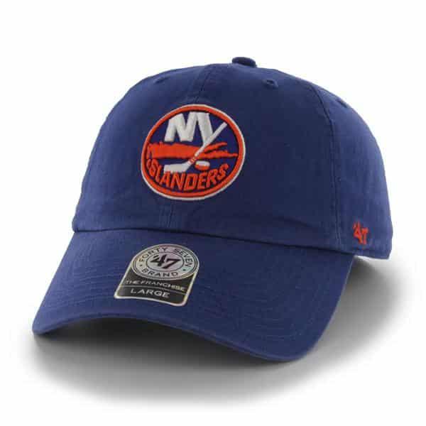 New York Islanders Franchise Royal Hat Royal 47 Brand Hat