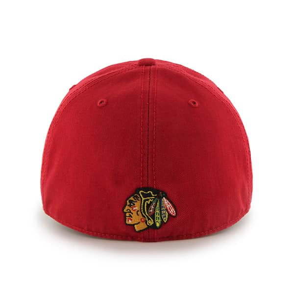 Chicago Blackhawks Franchise Red 47 Brand Hat - Detroit Game Gear 3a0b9301c