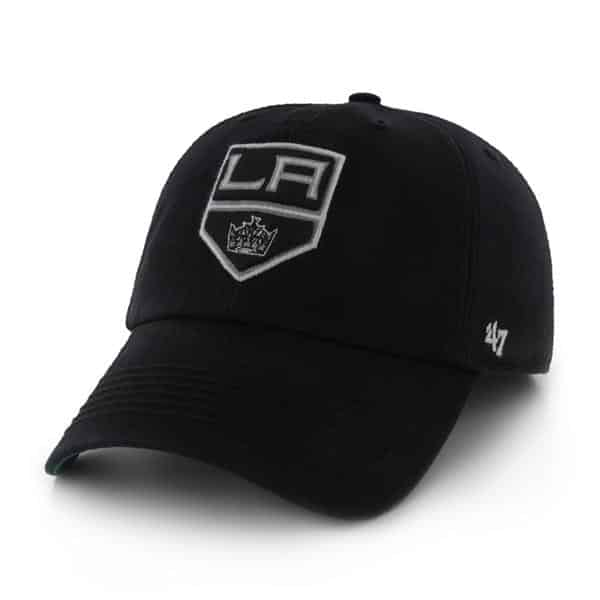 Los Angeles Kings Franchise Black 47 Brand Hat