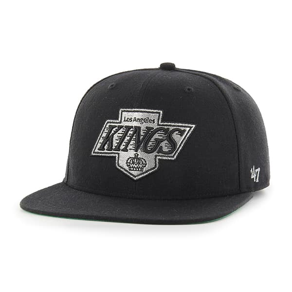 Los Angeles Kings Hole Shot Black 47 Brand Hat