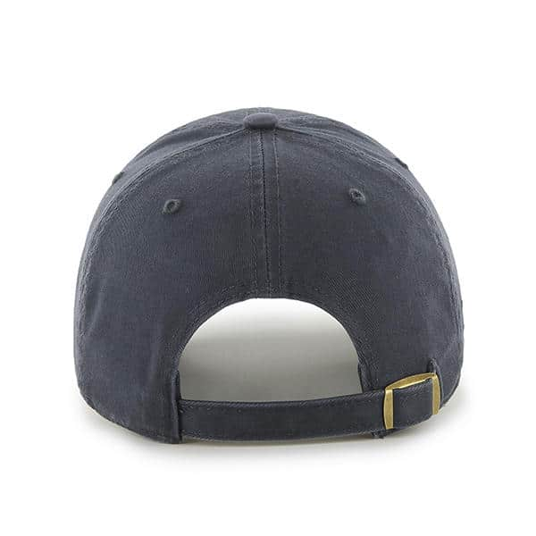 99cb25f02956e ... official houston astros 47 brand clean up navy adjustable hat back  0747b e6f1c