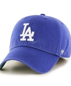 Los Angeles Dodgers Franchise Blue 47 Brand Fitted Hat