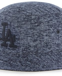 Los Angeles Dodgers 47 Brand Navy Ledge Brook Bucket Hat