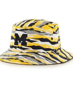 Michigan Wolverines 47 Brand Carrier Bucket Hat