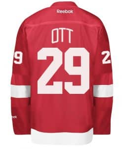 Ott Detroit Red Wings Reebok Premier Home Jersey