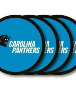 Carolina Panthers Coasters